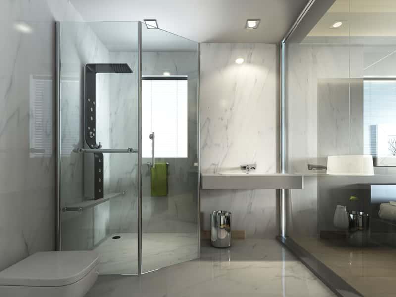 Drzwi prysznicowe - rodzaje, ceny, opinie, wymiary, najlepsi producenci