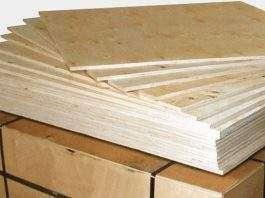 Фанера деревянная березовая влагостойкая