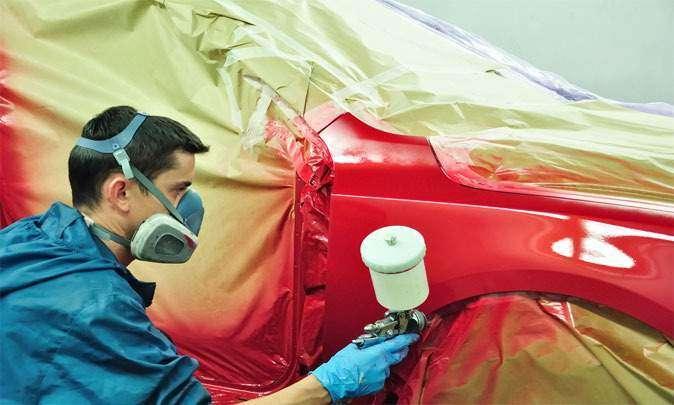 Покраска автомобиля: что необходимо знать об этом?