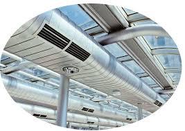 Встановлення системи вентиляції і кондиціонування під ключ